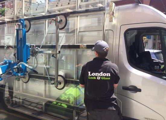 glaziers london