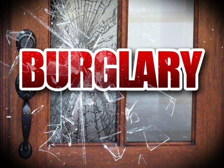 Burglary repair london