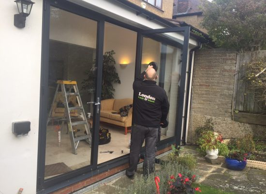 bifold door repairs london